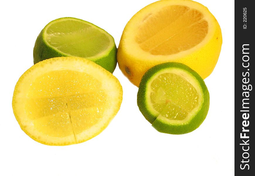 Lemmon and Lime