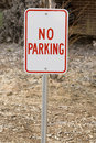 Free No Parking Sign Stock Images - 2200424