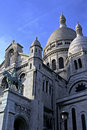 Free Paris Church With Lamp Royalty Free Stock Image - 2200576
