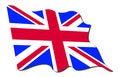 Free United Kingdom Flag Royalty Free Stock Photography - 2203767