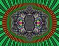 Free Alien Fractal Art Stock Photo - 2206330