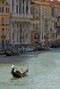Free Gondolas On The Grand Canal Royalty Free Stock Images - 2209839
