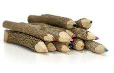 Free Color Pencils Royalty Free Stock Image - 2200346