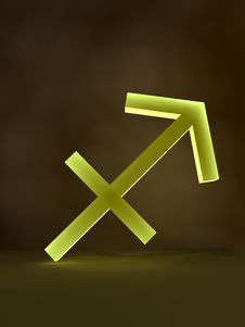 Free Sagittarius Zodiac Sign Royalty Free Stock Images - 2200629