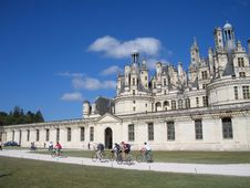 Free Chambord Castle, France Royalty Free Stock Photography - 2201157