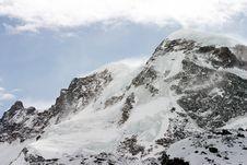 Free Alpine Peak Stock Photo - 2201230