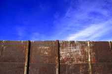 Free Metal Wall Stock Images - 2202694