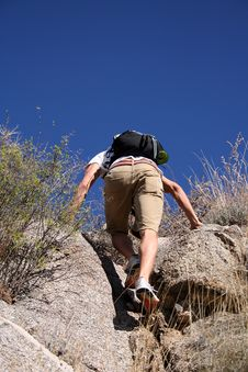 Ascent Stock Images