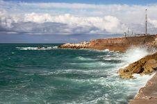 Free Winter Sea 4. Royalty Free Stock Photo - 2204245