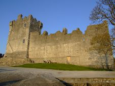 Free Ross Castle Royalty Free Stock Images - 2204749