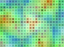 Free Colourful Tiles Blocks Pattern Royalty Free Stock Photo - 2205795