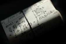 Free Math Equations Stock Photos - 2206543