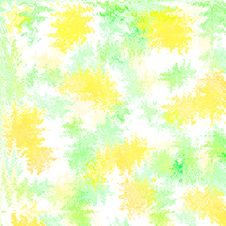 Free Yellow And Green Blur Royalty Free Stock Photos - 2206818