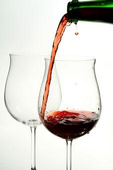 Free Wine Glass Stock Photo - 2206930