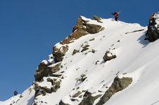 Free Mountains 5 Stock Image - 2207111