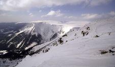 Free Way To Snezka Mountain Stock Photo - 2207620