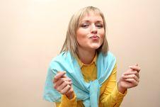 Free Kiss Stock Photos - 2207683