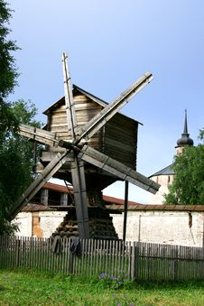 Free Monastery (Kirillo-Belozersky) Stock Images - 2208194