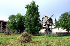 Free Monastery (Kirillo-Belozersky) Stock Photos - 2208313