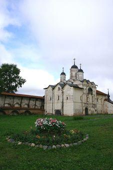 Free Monastery (Kirillo-Belozersky) Stock Images - 2208554