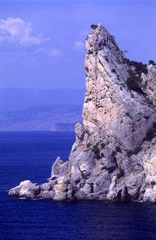 Free Sea And Mountains Stock Photos - 2209573
