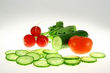 Free Vegetables Stock Images - 2209894