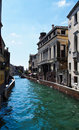 Free Venice  S Grand Canal With Blue Sky Stock Image - 22001821