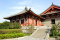 Free Chinese Tang Dynasty Architecture Stock Photography - 22003522