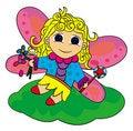 Free Toon Fairy Stock Photo - 22008750
