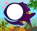 Free Underwater Frame Stock Photo - 22008760
