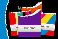 Free Colorful On The Paper Sheet Stock Photo - 22003090