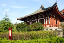 Free Chinese Tang Dynasty Architecture Stock Photo - 22003570