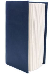 Free One Green Blank Book With Bookmark Royalty Free Stock Photo - 22003935