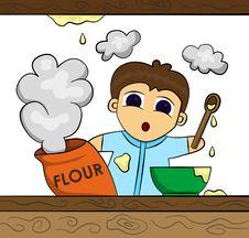 Free Flour Stock Image - 22008681