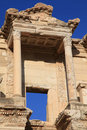 Free Library In Ancient Ephesus Stock Images - 22010334