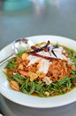 Free Thai Style Spicy Salad Stock Photography - 22015352