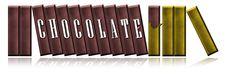 Free Chocolate Bars. Stock Photo - 22012510