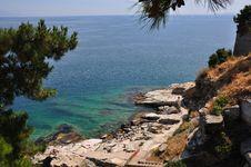 Free Sea Landscape Royalty Free Stock Image - 22018026