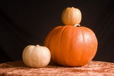 Free Jack O Lantern Royalty Free Stock Photo - 22018825
