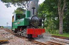 Free Moorland Steamtrain Stock Photos - 22022563