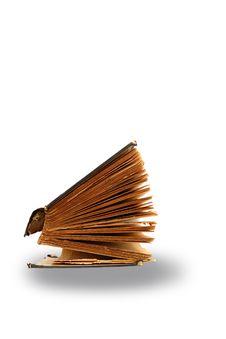 Free Damaged Book Royalty Free Stock Photo - 22024045
