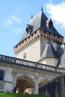 Free Pau Castle. Stock Photos - 22036283