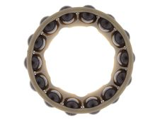 Free Bearing Part Of The Round In A Ring Royalty Free Stock Photos - 22040438