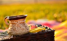 Free Fresh Tea Stock Image - 22042981