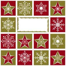 Free Christmas Greeting Card Stock Photography - 22044892