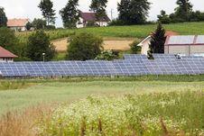Free Solar Panels Royalty Free Stock Photo - 22047805