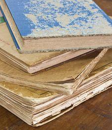 Free Old Books Stock Photos - 22047953