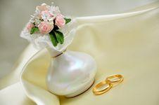 Free Wedding Still Life Stock Images - 22049724