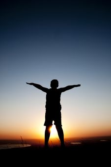 Free Higher Than The Sun Stock Photo - 22053060