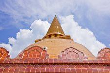 Free Pagoda Stock Photography - 22058822